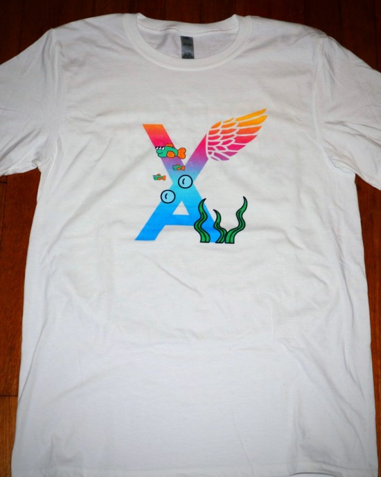 """""""VA w/wing"""" Special Edition SITW Tee"""