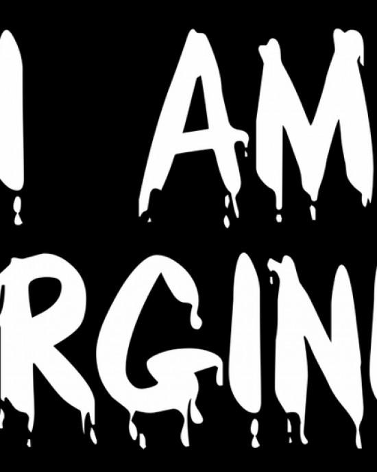 """I Am Virginia"" Mens Tee"