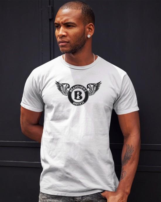 """""""BrandNewz Wings"""" Men's Tee"""