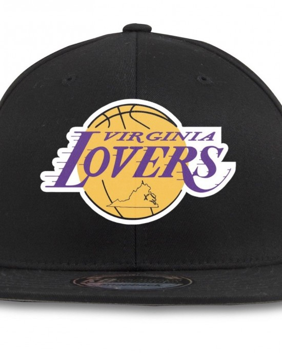 """Virginia Lovers Purp/Gold"" Hat"